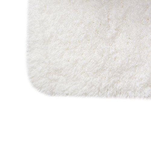 Microfiber Non-Slip Antibacterial Bath Mat - corner