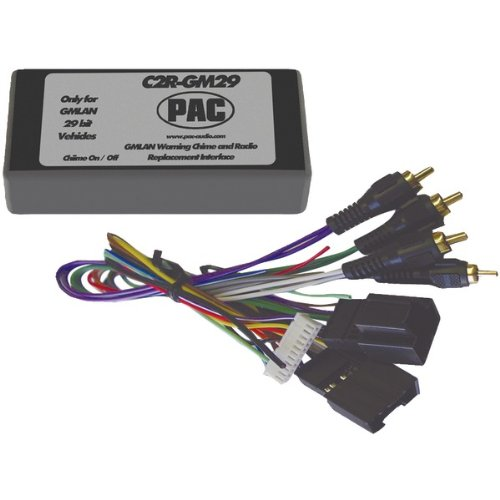 New PAC C2R-GM29 Radio Replacement Interface (29-Bit Interface for 2007 GM vehicles with No OnStar System) ()