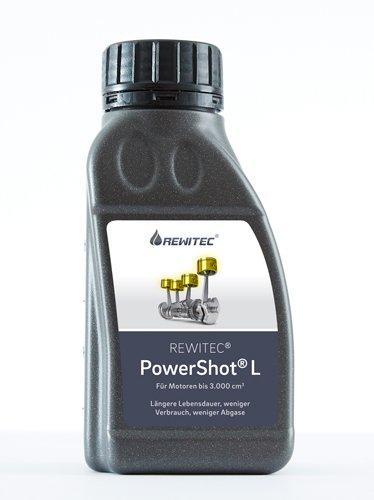 REWITEC PowerShot 04–1229Revêtement Concentré pour moteurs à combustion interne, gris, L REWITEC GmbH 04-1229