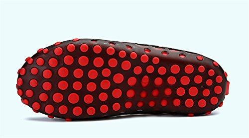 Pairers Heren Instap Schoenen Lichtgewicht Waadschoenen Zwart