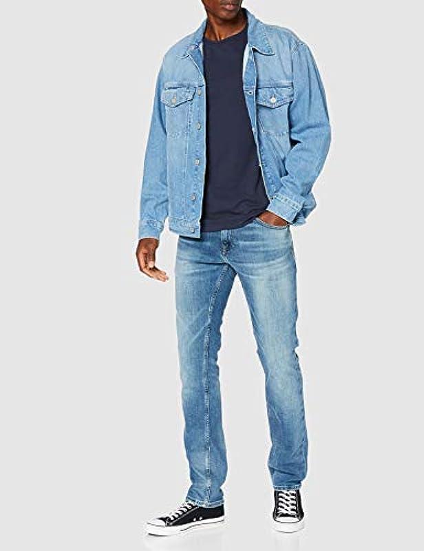 Tommy Jeans Scanton Slim Pmbcf spodnie męskie - 34W / 36L: Odzież