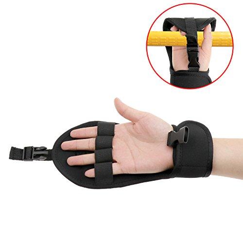 Biange Finger Splint Brace Ability, Rehabilitation Finger Gl
