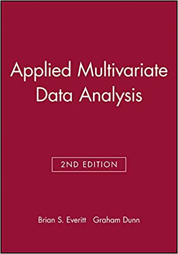 Applied multivariate statistical analysis: pearson new by richard.