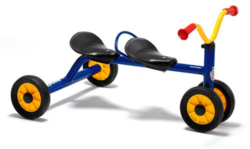 Winther Mini Viking Pushbike for two