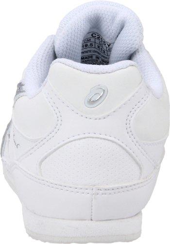 Asics - - Kids Cheer 6 Gs Schuhe, Weiß, 33.5 EU