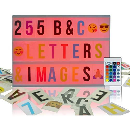 Led Light Box Signage