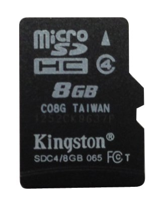 8GB 8GB MICRO SD MEMORY CARD REED Instruments SD-MINI