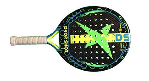 Drop Shot Pacific Pop Professional Pop Tennis Paddle Racquet