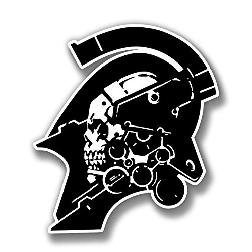 (Craftmag Kojima Productions Vinyl Sticker Decal Outside Inside Using for Laptops Water Bottles Cars Trucks Bumpers Walls, 4