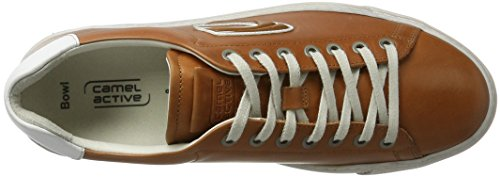get to buy cheap online camel active Men's Bowl 22 Low-Top Sneakers Brown (Ginger/White 05) buy cheap best place aMMcpttV