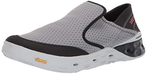 (Merrell Men's TIDERISER MOC Water Shoe, Black, 12.0 M US)
