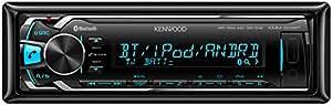 Kenwood KMM-303BT Receptor de medios digital con Bluetooth incorporado