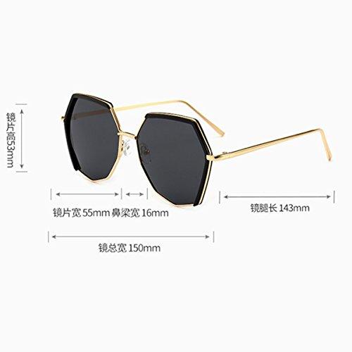 De Shooting Sol Sol Color Polarizadas Polarizadas Y D XGLASSMAKER Street De Gafas Gafas True Poligonales Hombres Gafas Sol De Mujeres 5qwzgU1
