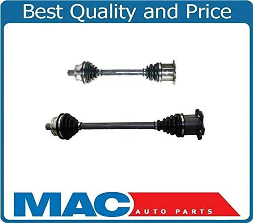 Pair Front CV Axle Shaft Assembly Left Driver and Right Passenger ...