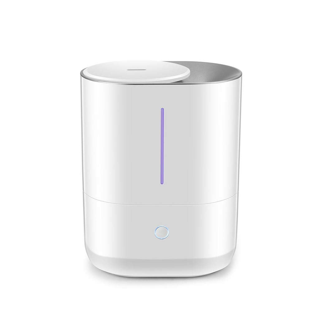Vxcbndtjd Car Humidifier Household Humidifier On The Water Bedroom Pregnant Woman Baby Home Quiet Air Smart Aromatherapy Machine, White 23 * 16.2 * 29.5cm humidifier Air Diffuser