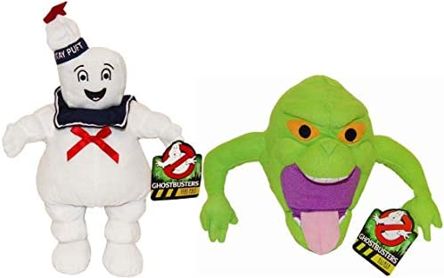 Ghostbusters 15 Plush Set of 2