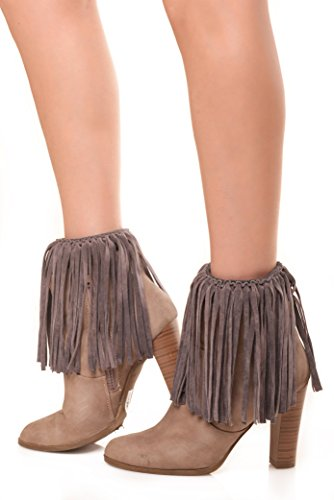 ICONOFLASH Womens Vegan Suede Cuffs product image