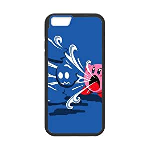 iPhone 6 Plus 5.5 Inch Case Black Kirby Cell Phone Case Cover E0P7NT
