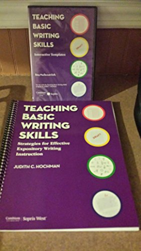 Teaching Basic Writing Skills: Strategies for Effective Expository Writing Instruction