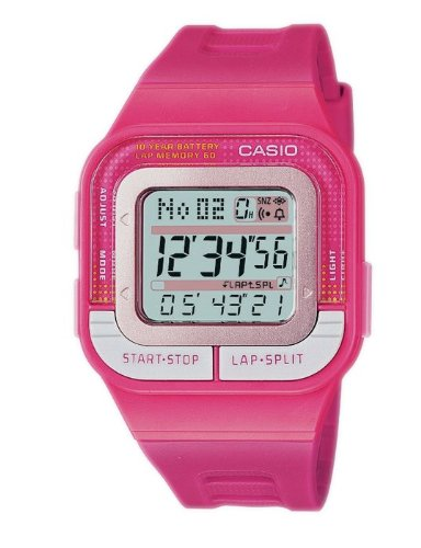 Casio Collection Ladies Digital SDB 100 4AEF