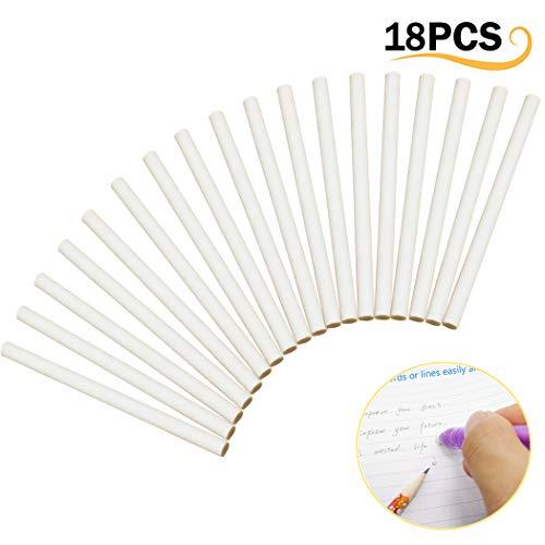 (18Pcs Refill Erasers for Creatiee Click Eraser)