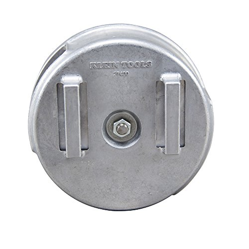 Tie-Wire Reel, Lightweight Aluminum, Left Handed and Right Handed Klein Tools 27400 by Klein Tools (Image #5)