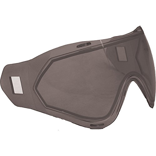 (Valken Paintball Profit/SC/Identity Goggle Thermal Replacement Lens - Smoke)