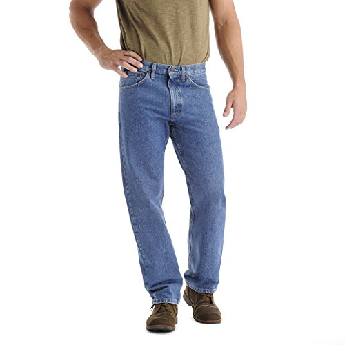 LEE 21002 Men's Regular Fit Straight Leg Jean - Big & Tall,