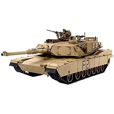 1 48 U.S. Main Battle Tank M1A2 Abrams Model Kit