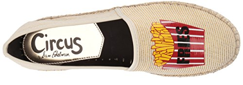 27 Leni Gold Sam Ivory Edelman Moccasin Women's PtqtgCEw