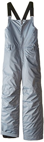 686 Boy's Cornice Insulated Bib, X-Large, Grey by 686