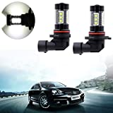 2PCS 9006LL 9006 HB4 Fog Light LED Bulbs Driving