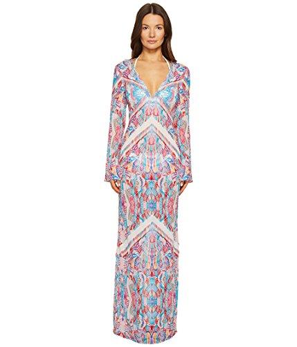 行商祖父母を訪問持つ[ラペルラ] La Perla レディース Free Spirit Long Sleeve Long Dress ドレス [並行輸入品]