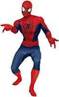 Rubie's Costume Men's Marvel Universe The Amazing Spiderman 2 2Nd Skin Costume