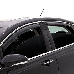 Auto Ventshade 194359 In-Channel Ventvisor Window Deflector, 4 Piece