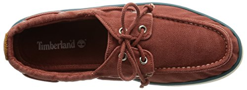 Burdeos para Náuticos Hookset Hombre Handcrafted Timberland wzXqtB