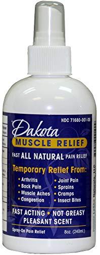Dakota Muscle Relief - 8 Oz. - Satisfaction Guaranteed ()