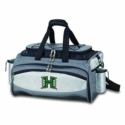 Image of NCAA Hawaii Rainbows Vulcan Tailgating Cooler/Grill Barbecue Tool Sets