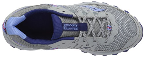 Sneaker Tr12 Blue Excursion Grey Saucony Women's CqgwxY