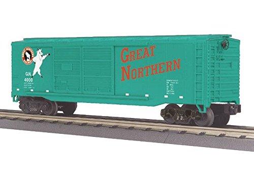 Box Car - Great Northern (40' Double Door Box Car)