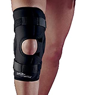 f079257763 Amazon.com: DonJoy Performance Bionic Knee Brace – Hinged ...