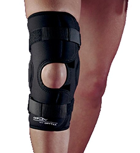 DonJoy Drytex Sport Hinged Knee Wraparound – Medium