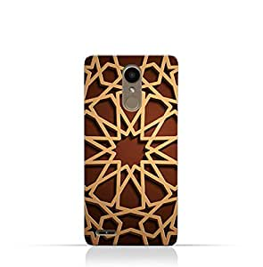 AMC Design Cases & Covers LG K10 - Brown & Beige