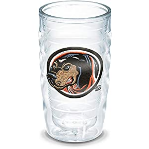 Tervis Tennessee University Smokey Emblem Individual Tumbler, 10 oz, Clear