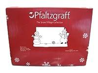 Pfaltzgraff Snow Village Picture Frame