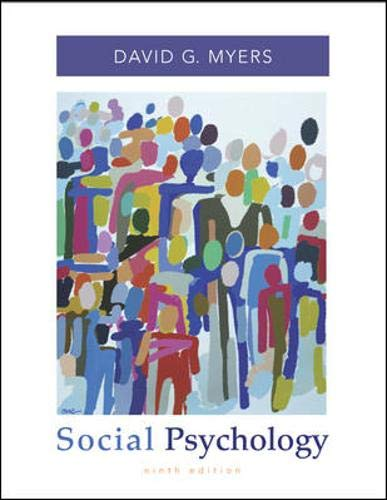 Social Psychology with SocialSense Student CD-ROM
