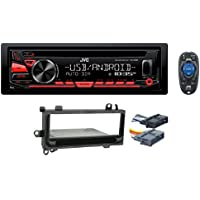 JEEP WRANGLER 1997-2002 TJ JVC Stereo CD Player Receiver Factory Replacement
