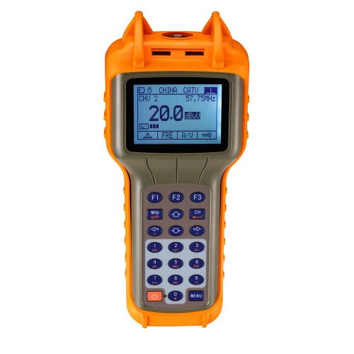 RY-S110D CATV Cable TV Handle Digital Signal Level Meter DB Tester 5-870MHz (Cable Catv Hardware)
