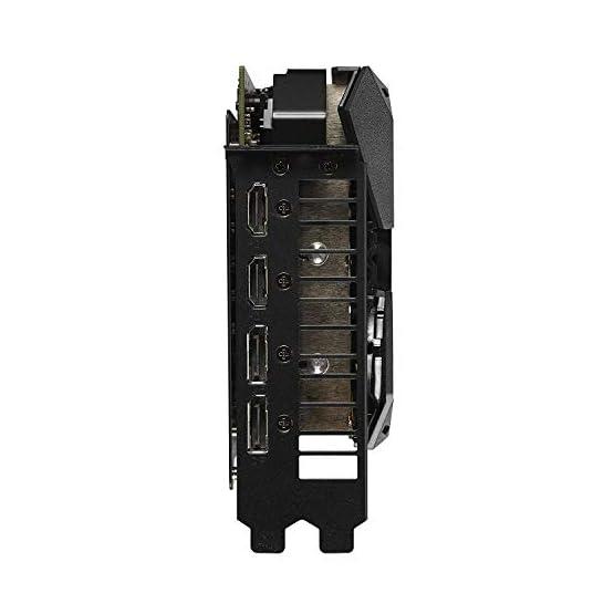 ASUS ROG Strix GeForce GTX 1660 Ti 6GB Overclocked Edition VR Ready HDMI 2.0 DP 1.4 Auto-Extreme Graphics card (STRIX… 41VPwXwqLXL. SS555