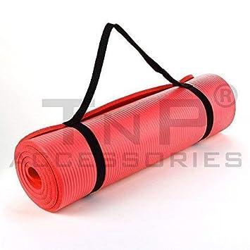 TNP Accessories Grueso Acolchado Pilates y Yoga Felpudo ...